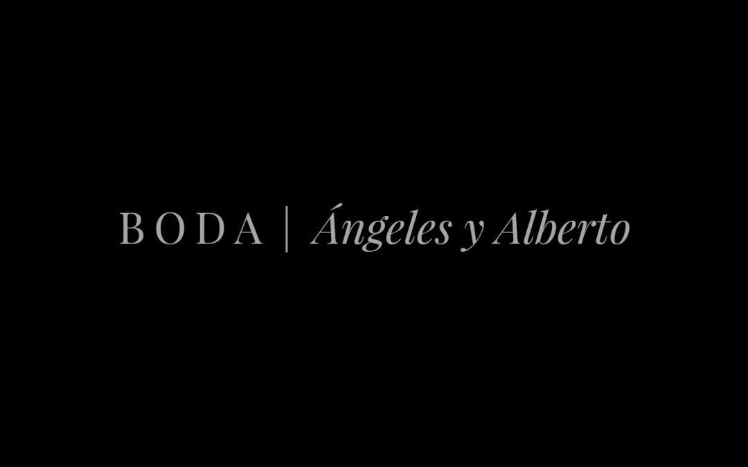 Ángeles y Alberto   12/08/2017