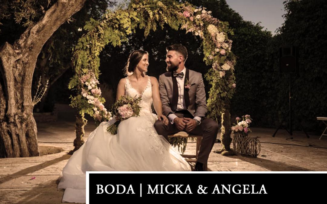 Micka y Angela | 29/07/19
