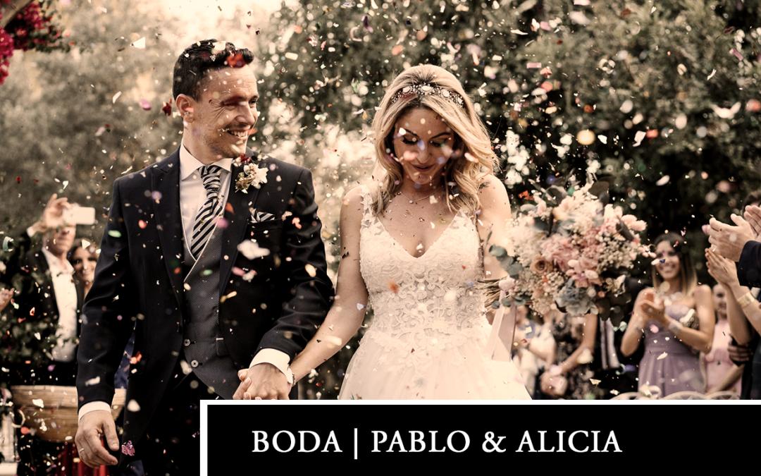 Pablo y Alicia | 08/06/19