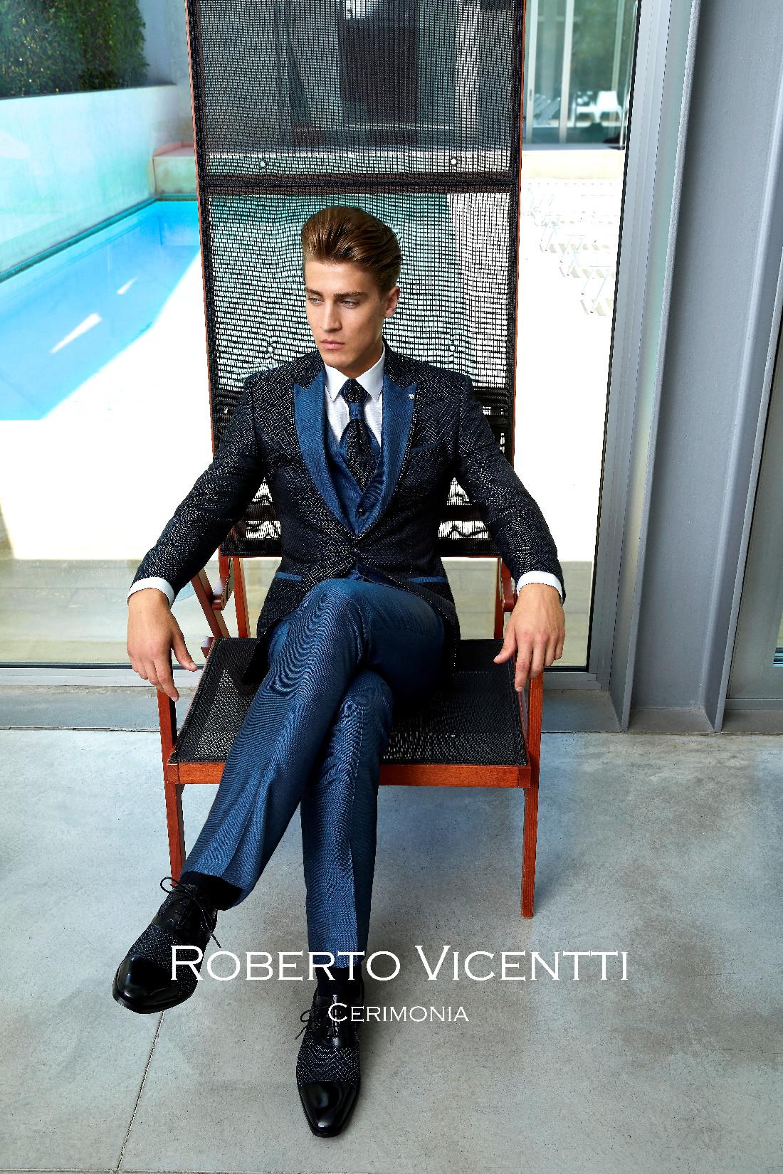 Trajes de ceremonia Roberto Vicentti RV_9