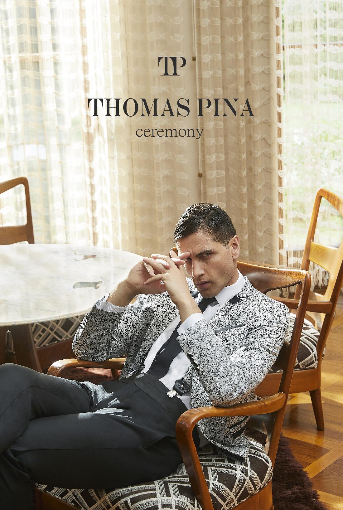 Trajes de ceremonia Thomas Pina 1