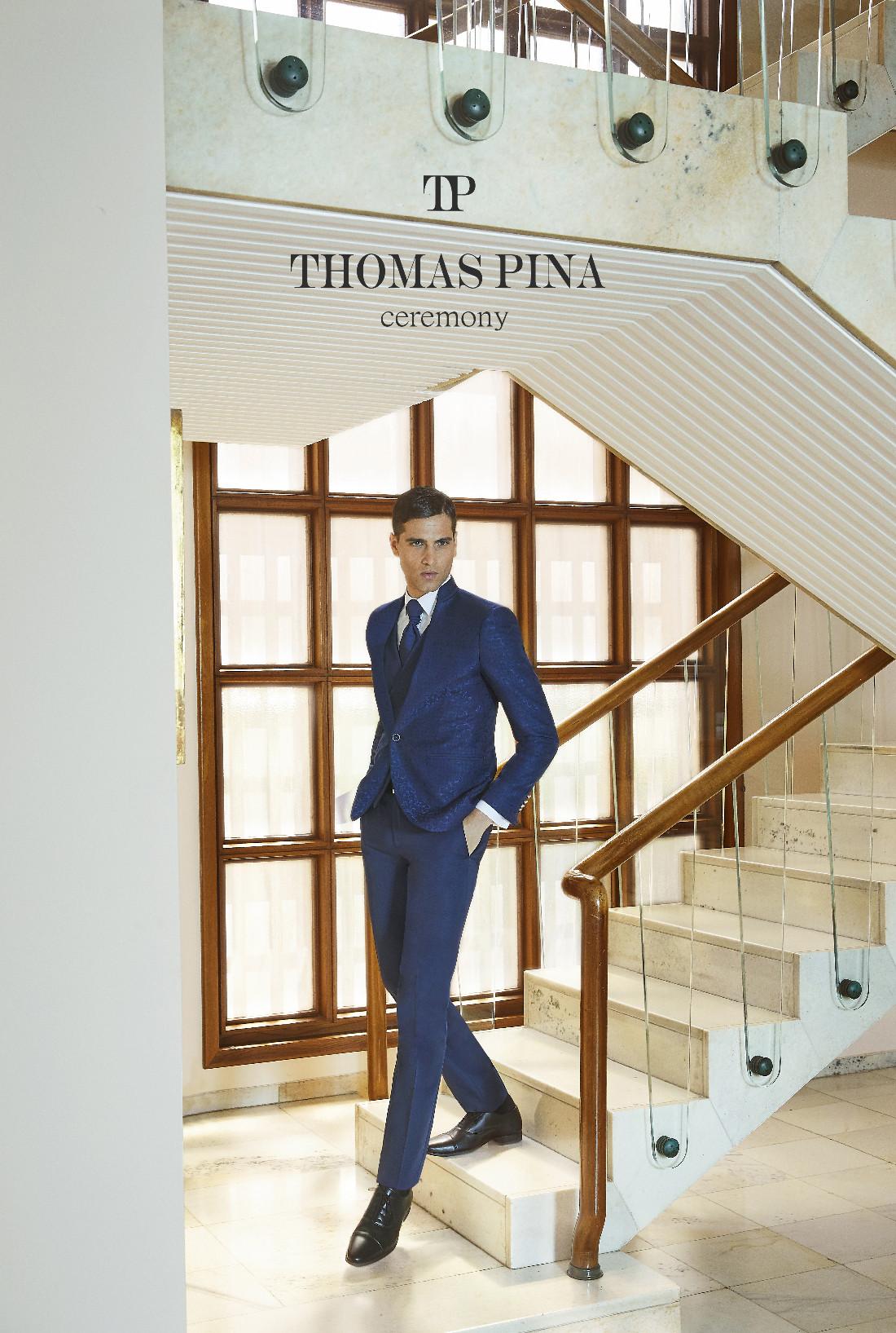 Trajes de ceremonia Thomas Pina 12