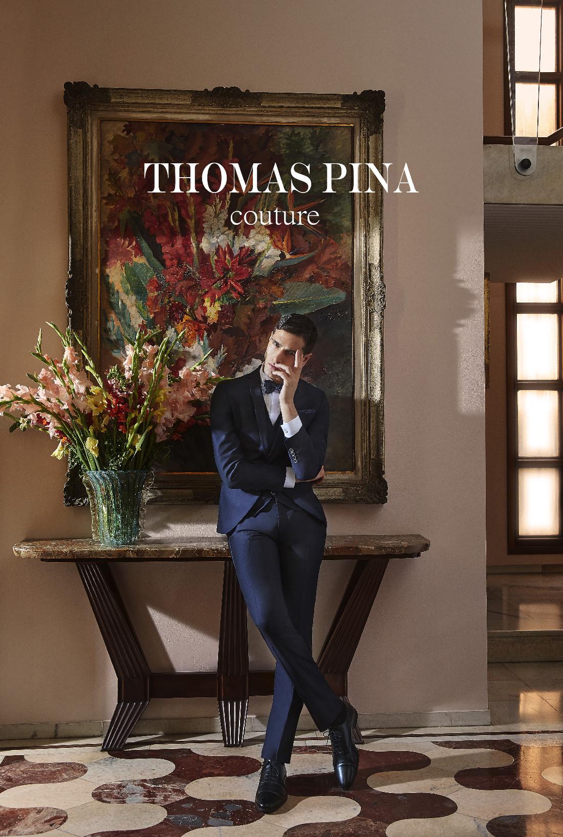 Trajes de ceremonia Thomas Pina 14