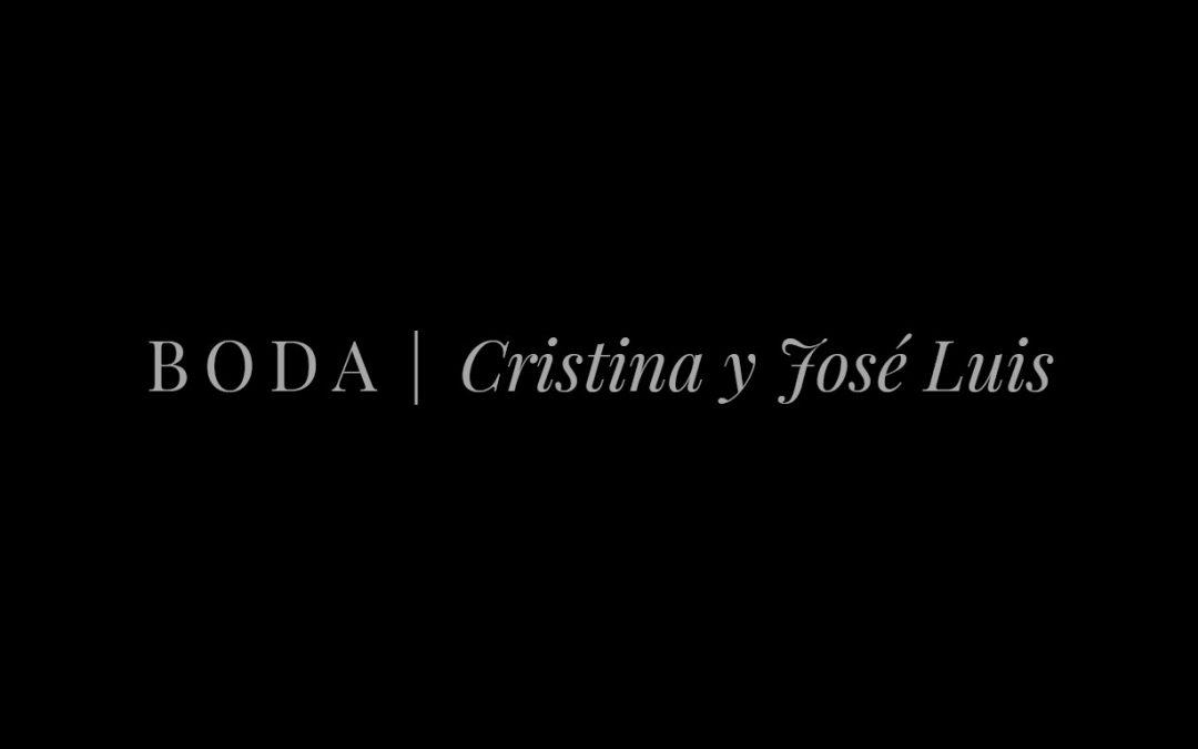 Cristina y José Luis | 07/10/2017
