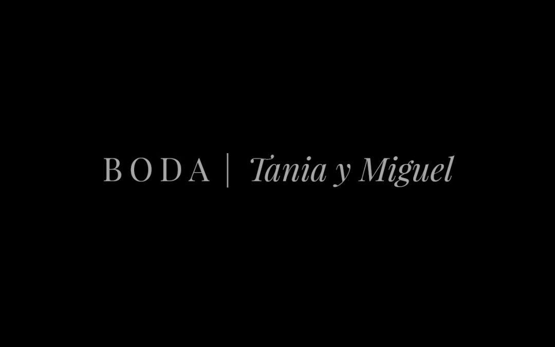 Tania y Miguel | 07/10/2017
